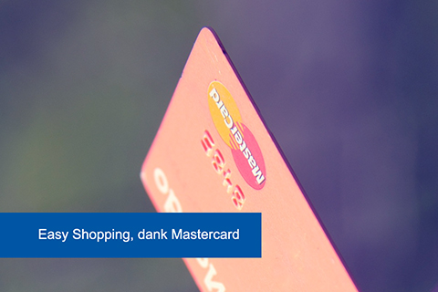 mastercard gold shopping sparen